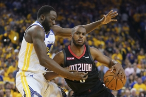 Report: Heat would need to be 'overwhelmed' to take Chris Paul contract