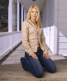 Entertainment: Stephanie Niznik, actress in Everwood and