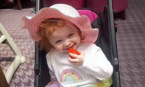'Confess what you did to my baby' - mum of murdered toddler Santina speaks out