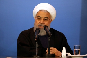 Rouhani says Iran ready to talk to U.S. if sanctions lifted