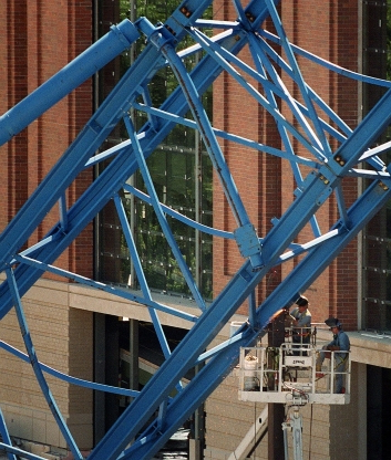 Sport: 20 years after deadly crane crash at Brewers' Miller Park
