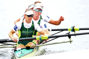 Aussies crowned World Cup rowing champions