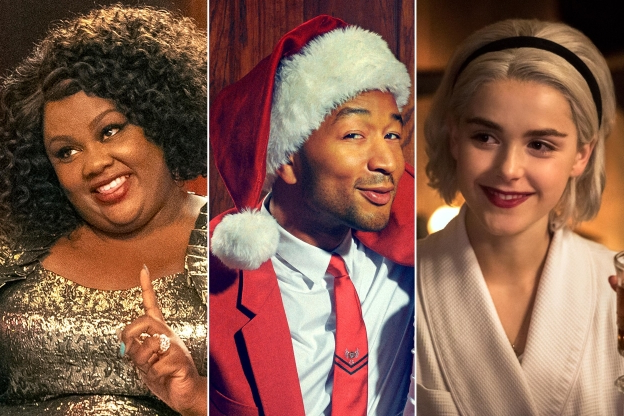 Nbc Christmas Specials 2019.Entertainment Lifetime Orders Record 28 Christmas Movies