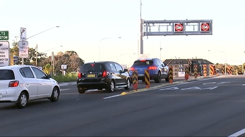 'U-turns, reversing, standstills': Drivers struggle with new tunnel