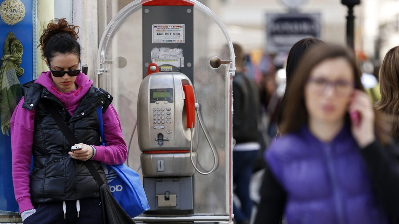 Money: UK remains prime target for telephone scammers, report shows