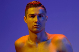 Cristiano Ronaldo Flaunts the Total Package for His New Undies Campaign