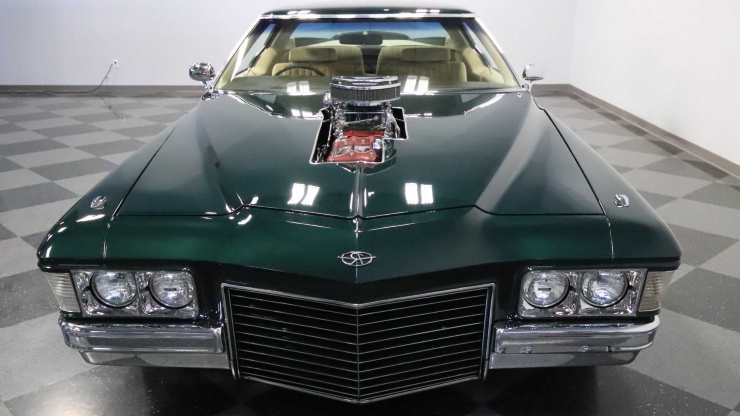 Custom 1973 Buick Riviera Is Rated At Nearly 1,000 Horsepower
