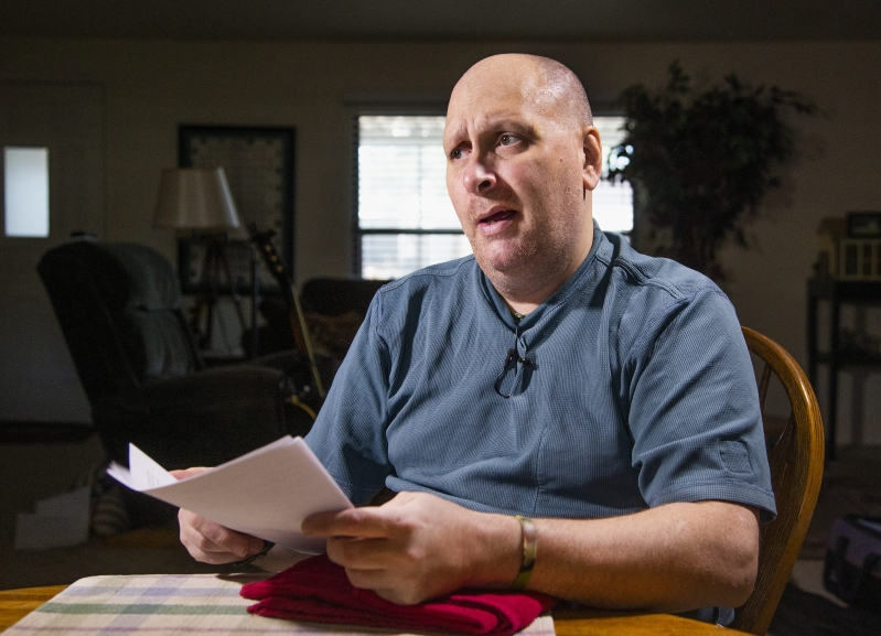 Disabled military veteran could lose his home over a $236 tax dispute