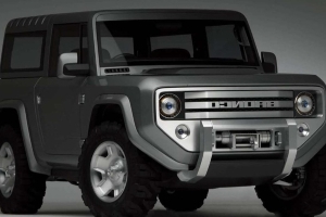 Ford Bronco To Spawn Jeep Gladiator Competitor