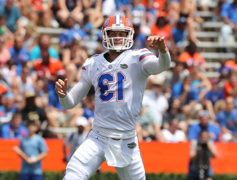 newest a41ab 01ced Sport: Next Tim Tebow? Florida Gators quarterback Feleipe ...