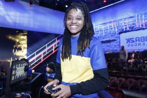'She's the perfect first': Chiquita Evans is changing the game for women in NBA 2K