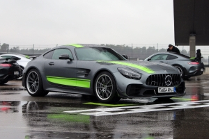 The Mercedes-AMG GT-R Pro may be fast, but it sure isn't cheap