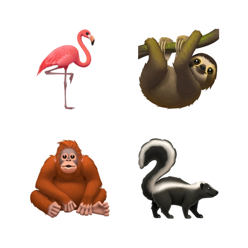 Tech & Science : Apple just released new emojis coming to