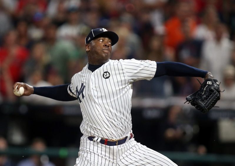 Aroldis Chapman reportedly expected to opt out of contract