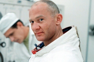 Buzz Aldrin landed on the moon, but his long, strange trip began after Apollo 11