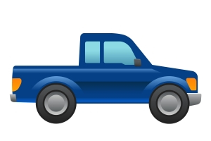 Ford wants to make this pickup truck emoji a reality