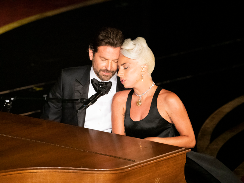 Lady Gaga is being targeted by Russian trolls on Instagram who want her to 'give Bradley Cooper back' to Irina Shayk