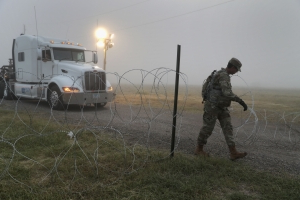 Pentagon approves additional 2,100 troops to U.S.-Mexico border