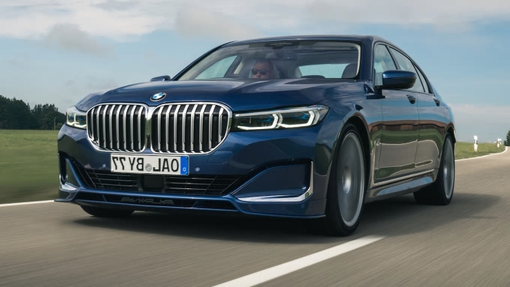 Review: The New BMW Alpina B7 Is the Fastest 7 Series Money Can Buy