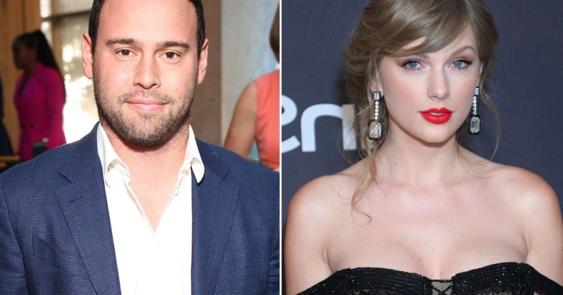 Scooter Braun Jokes 'Last Couple of Weeks Have Really Taken a Toll' Amid Drama with Taylor Swift