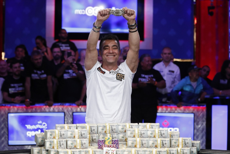 Sport: See the dramatic final hand of 2019 WSOP Main Event