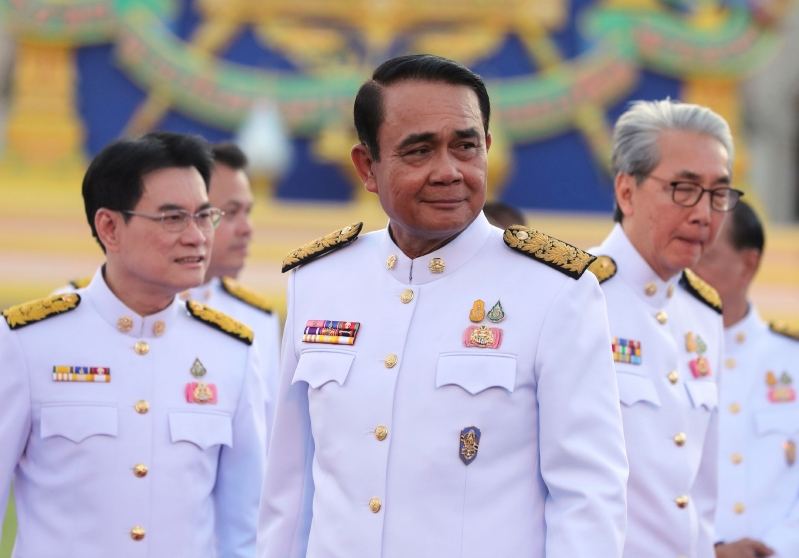 World: Thailand's new Cabinet sworn in, ending rule by army