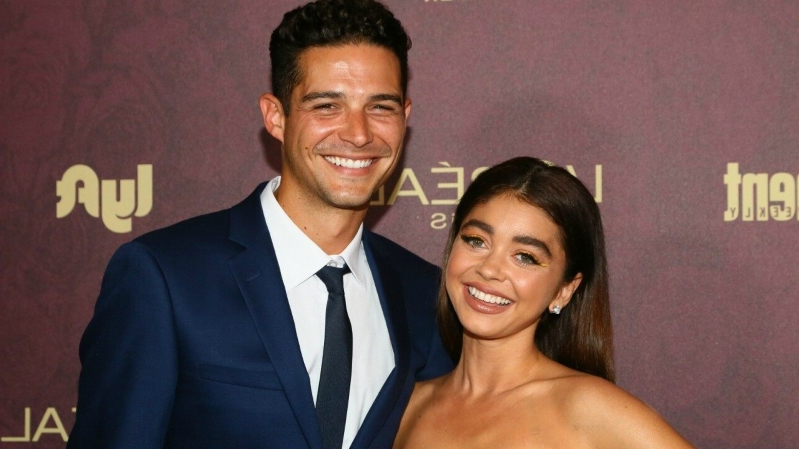 Entertainment: Wells Adams and Sarah Hyland Engaged -- See