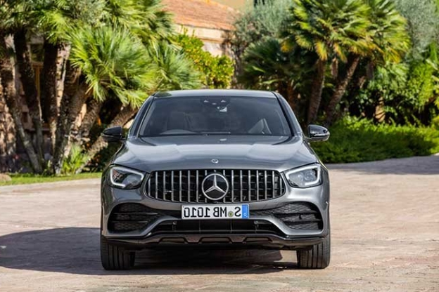 2020 Mercedes-AMG GLC43 and Coupe revealed