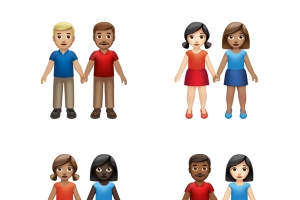 Apple, Google continue inclusive push with new emoji