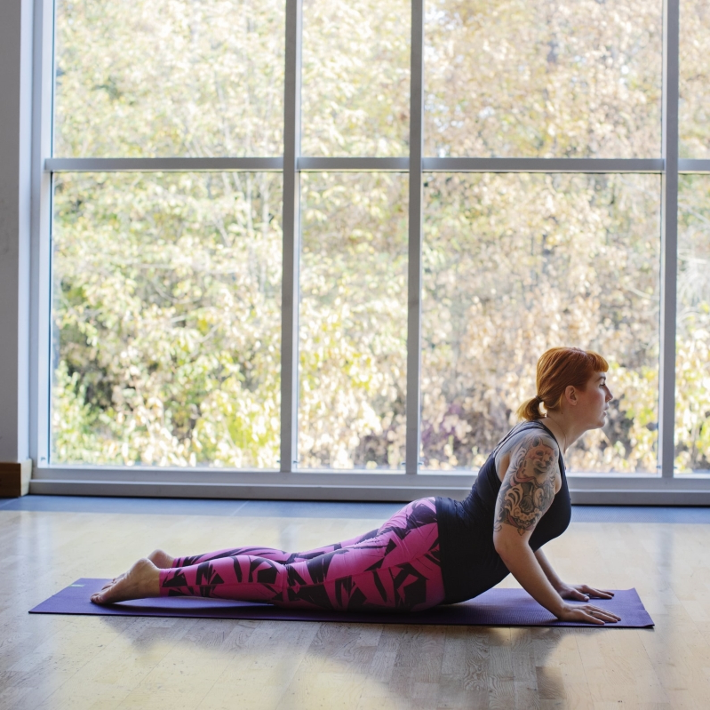 relationships: When I'm Having a Bad Day, I Do This 10-Minute Yoga