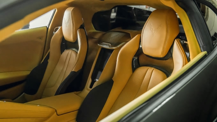 Reviews 2020 Chevrolet Corvette Interior Review What S Different