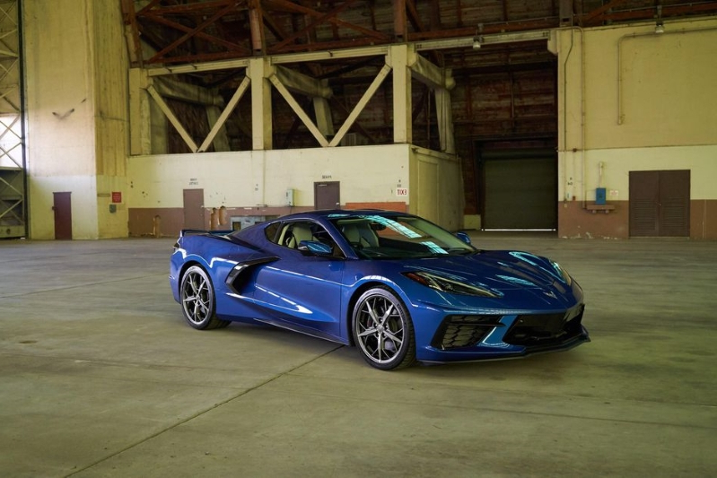 News 2020 Chevy Corvette Stingray C8 Means Mid Engined Reinvention