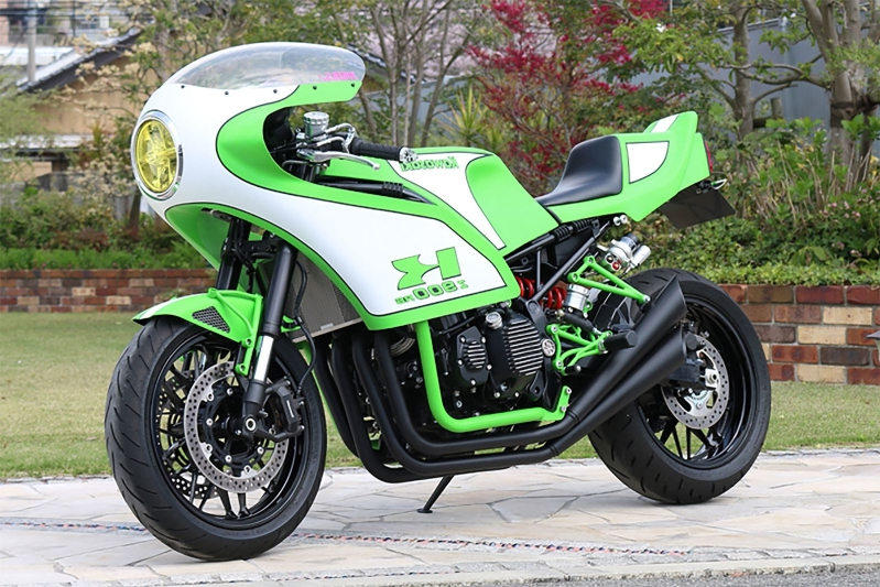 Kawasaki Z900RS im 70er-Tuning-Look - PMC Monster Cafe Racer
