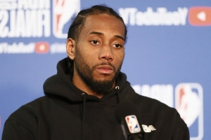 Nike Countersues Kawhi Leonard in Ongoing Battle Over 'The Klaw' Logo