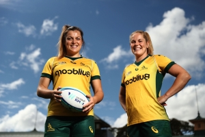 Wallaroos thrash Japan in rugby Test