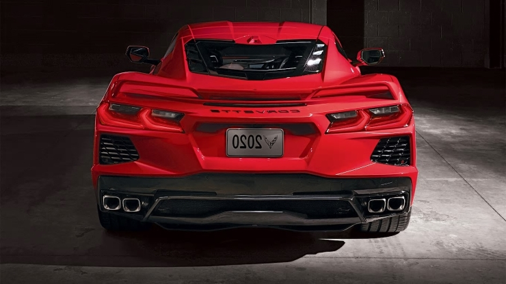 Reviews: Why Did the 2020 Chevrolet Corvette C8 Move its Engine? - PressFrom - Canada