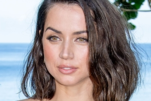 Bond girl Ana De Armas leaves fans gushing that she 'doesn't even need hair' as she goes BALD in stunning selfie