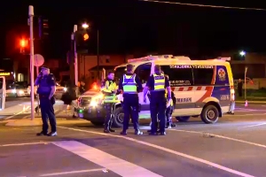 Four pedestrians hit by buses in Melbourne and Sydney