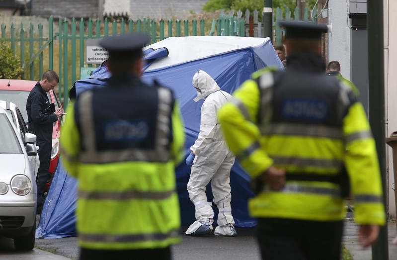 Gardaí probe if 'love triangle' row sparked violence that led to knife murder of man