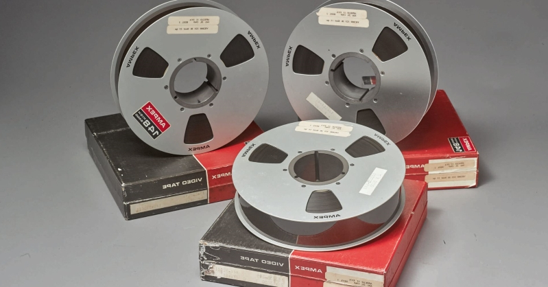 Apollo 11 moon-landing tapes sell at Sotheby's for $1.8m