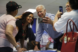 Biden says young people are 'not a generation of socialists'