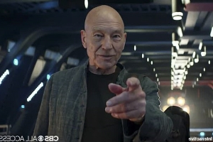 Engage! Star Trek: Picard trailer debuts at Comic-Con and stuns audiences with the revelation that Data AND Seven of Nine will co-star with Patrick Stewart's venerable captain 17 years after he last played the role
