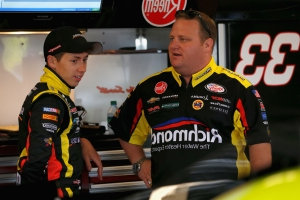NASCAR Xfinity Series crew chief Harrison dies