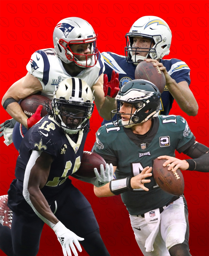 2019 NFL record projections: Can Chargers prevent a Patriots run to Super Bowl LIV?