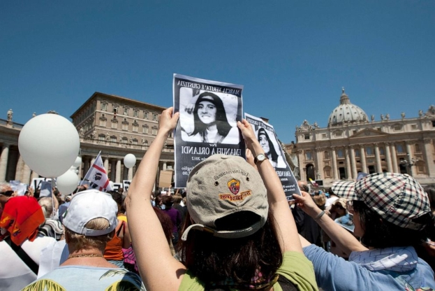 World: Decades long search for girl missing leads to discovery of