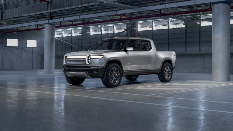 News: Pre-Production Begins For Rivian R1T Electric Pickup