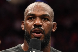 Report: Jon Jones charged with battery for incident at strip club