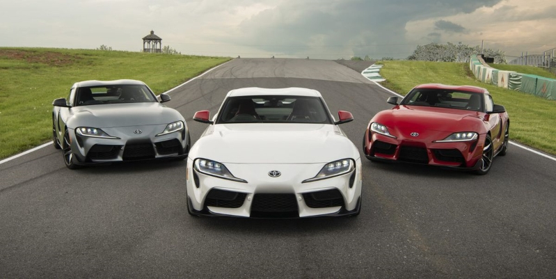 The 2020 Toyota Supra Is Finally in Dealerships