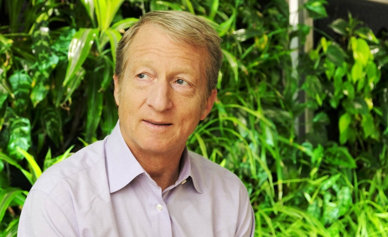 Tom Steyer is the poster child for liberal hypocrisy