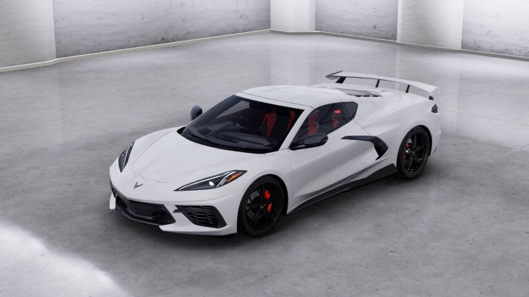 Reviews: 2020 Chevrolet Corvette Stingray: Here's How We'd Build Ours - PressFrom - Canada